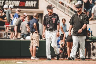 Tim Tadlock Texas Tech baseball