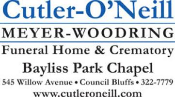 Cutler O Neill Funeral Home Council Bluffs