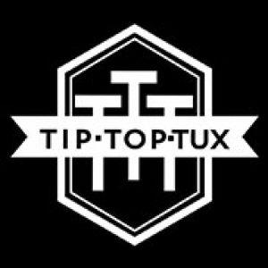 Image result for Tip Top Tux Logo