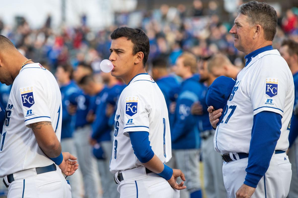 Former Creighton standout Nicky Lopez ready for Omaha, with an eye on Kansas City