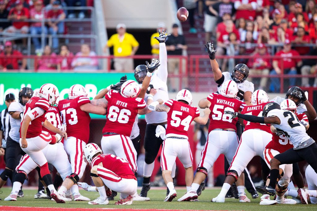 Nebraska cleans up special teams knowing it can be a weapon moving forward