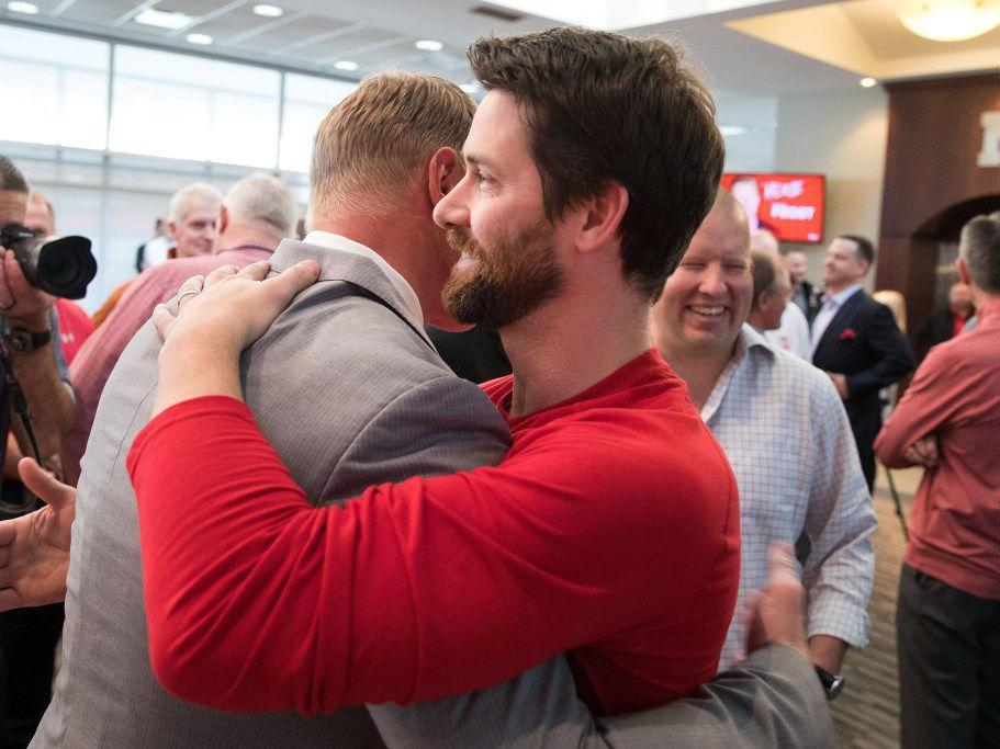 Nebraska fans were 'ready to give up,' Eric Crouch says, but Scott Frost is fixing that