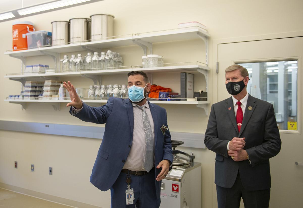 Biosecurity lab, 09.27