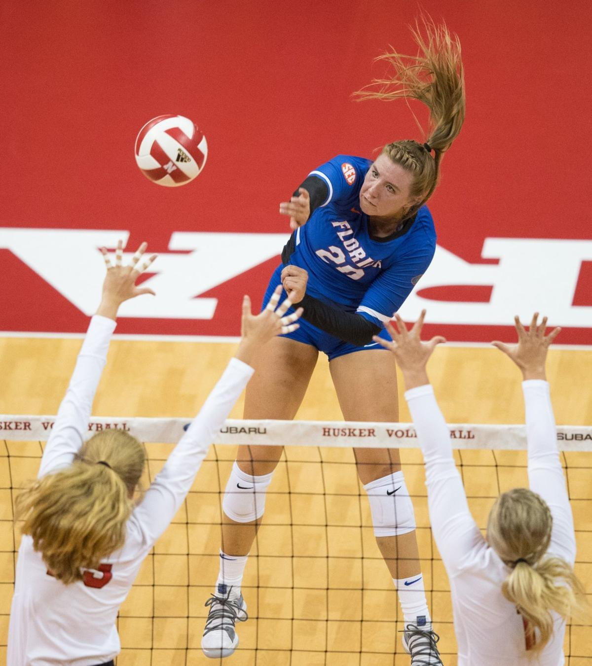 Image Resize Omaha World Heral Volleyball News