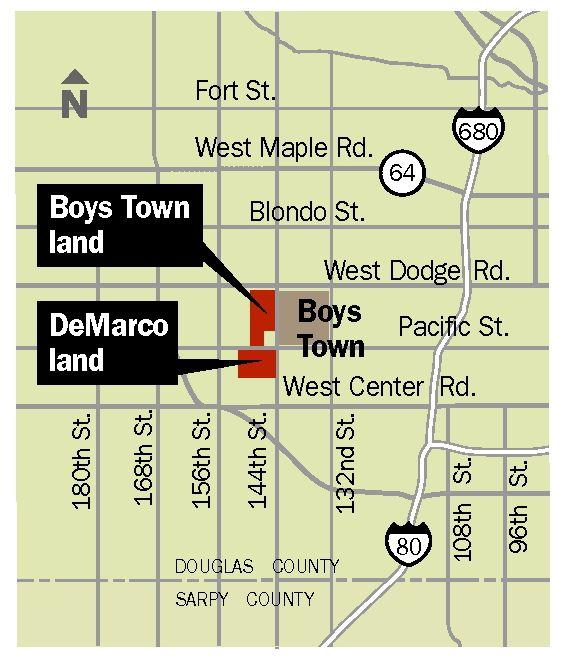 From Boys Town farm to Berkshire firm's campus