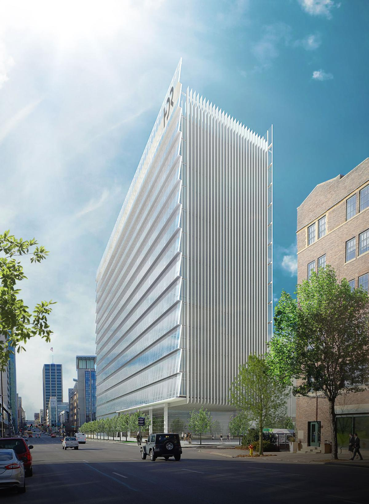 16-story HDR headquarters will be the exclamation point on downtown ...
