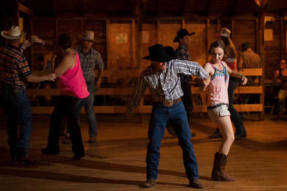 Norden Barn Dance A 117 Year Old Tradition Is A Two Step