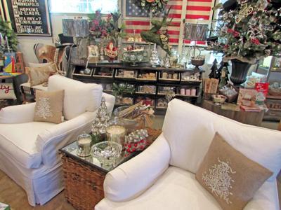 Hands of Heartland opens antique, home decor store - Hands Of Heartland Opens Antique, Home Decor Store Bellevue Leader