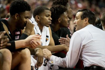 Tim Miles on Huskers' postseason chances: Right now NU is a