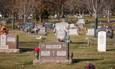 Debate Over Bellevue Cemetery Decorations Should Foreign Flags Be