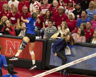 Risks don't always lead to rewards for Jays against Huskers, but they keep playing 'fearless'