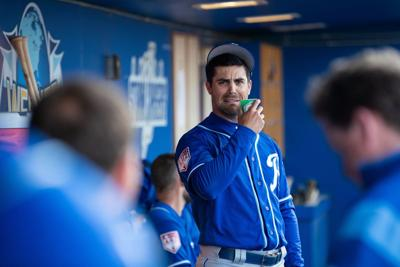 MLB's first regular-season game in Omaha brings back mixed feelings for Whit Merrifield