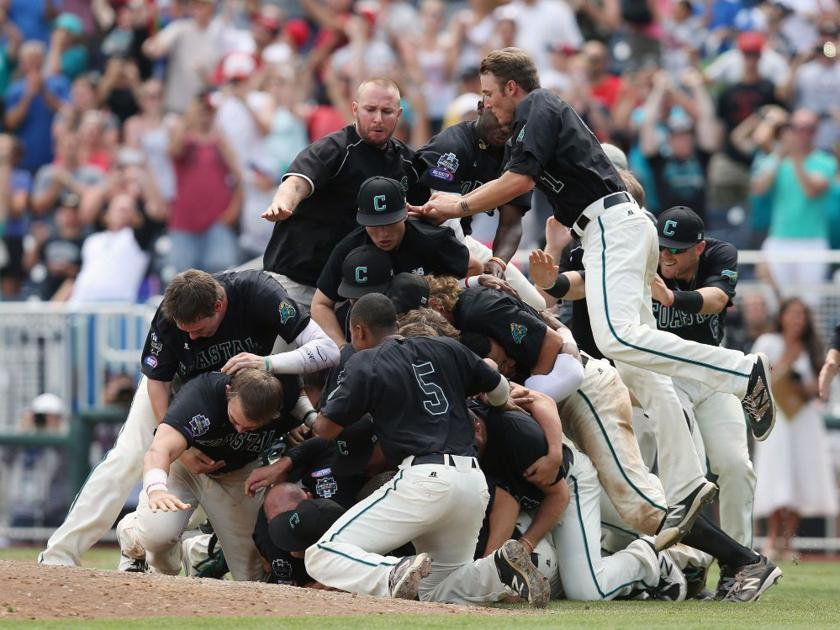 Coastal Carolina Wins 2016 CWS For Schools First National Championship