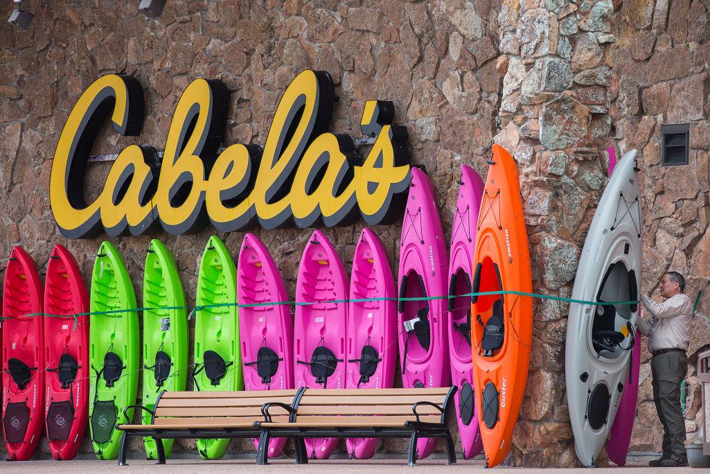 Cabela's in Sidney