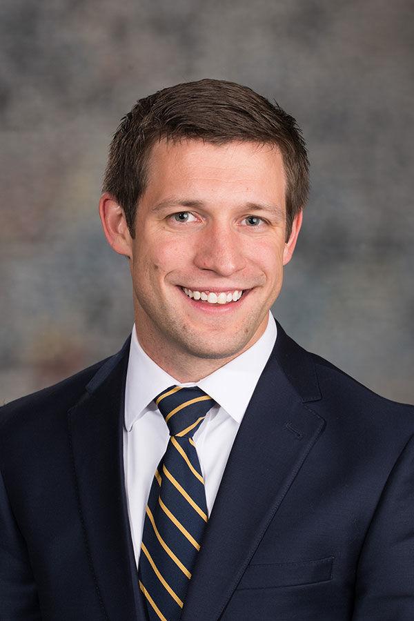 Adam Morfeld mug senators