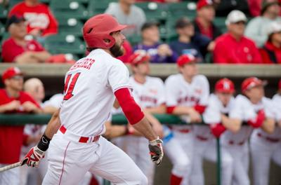 Baseball: Husker hitters fearlessly attacking when ahead in the count