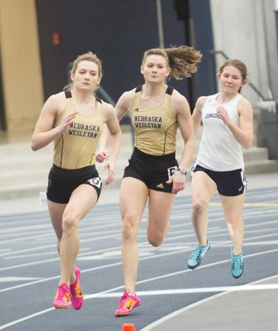 Elizabeth and Kaylee Jones making one more run at national title for Nebraska Wesleyan