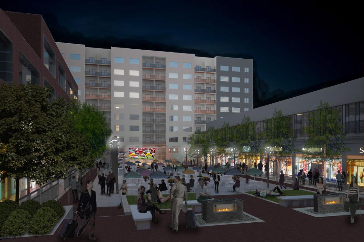 future tenants of omaha 39 s capitol district include lighthouse pizza country music bar and irish. Black Bedroom Furniture Sets. Home Design Ideas