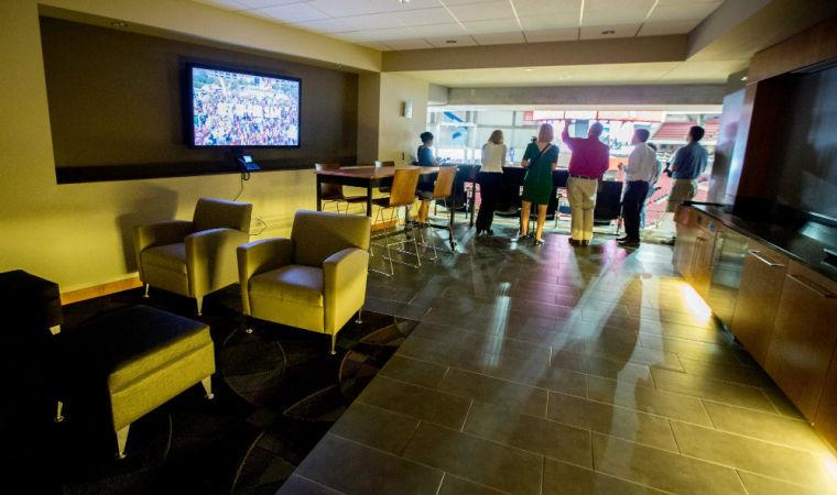 Take a sneak peek inside Lincoln's new Pinnacle Bank Arena