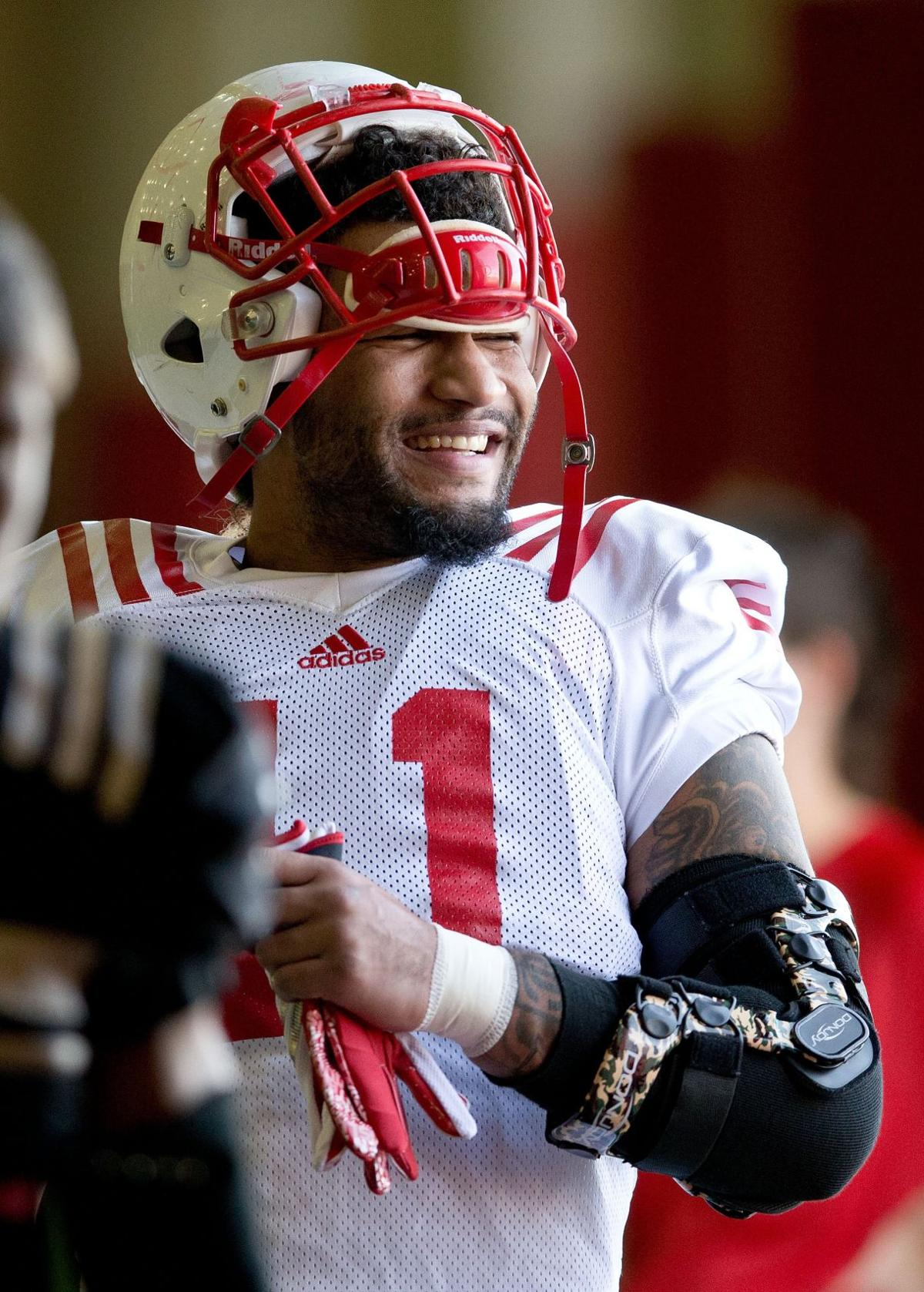 Chatelain: Huskers Carter, Gerry are symbols of senior journey; this group has been through a lot