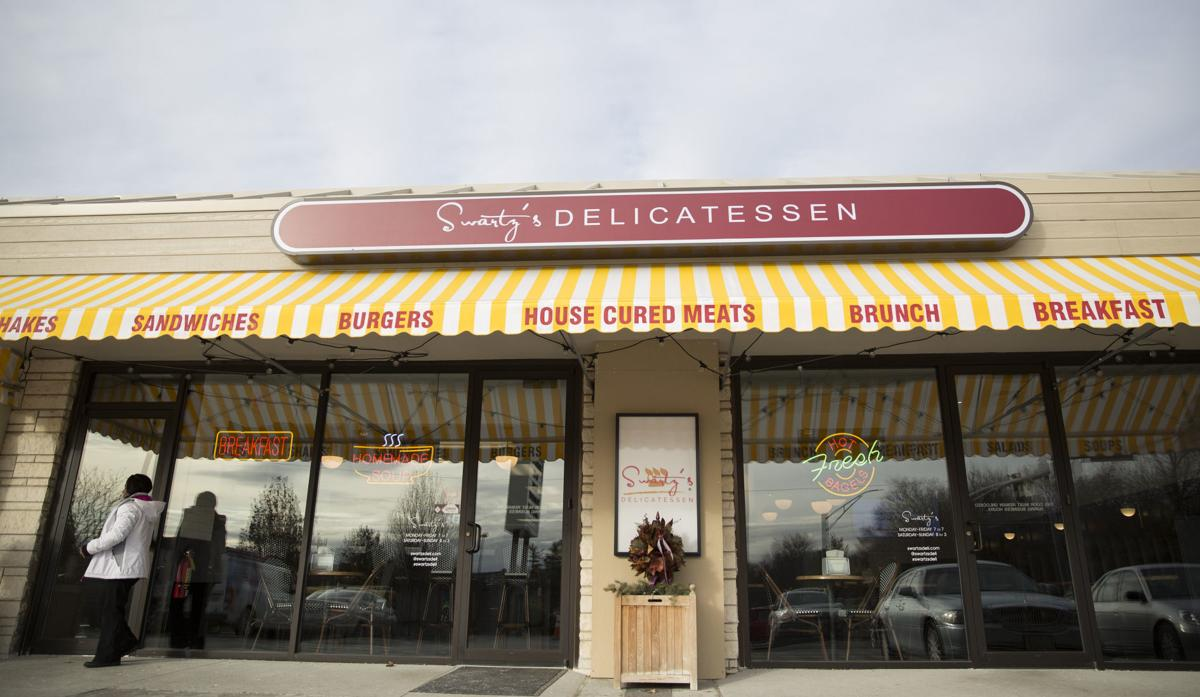Swartz's Delicatessen