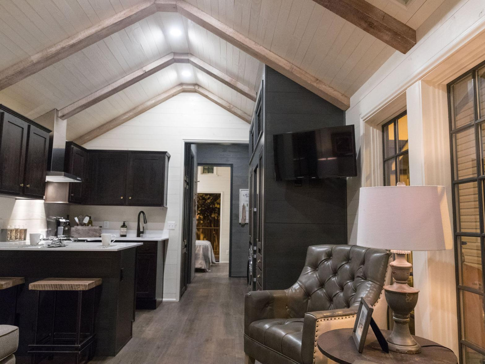 Putting together tiny houses is a big job for Berkshire subsidiary