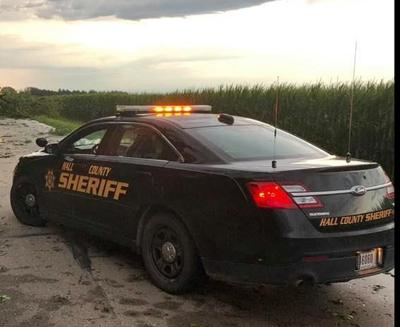 Hall County Sheriff's Office photo