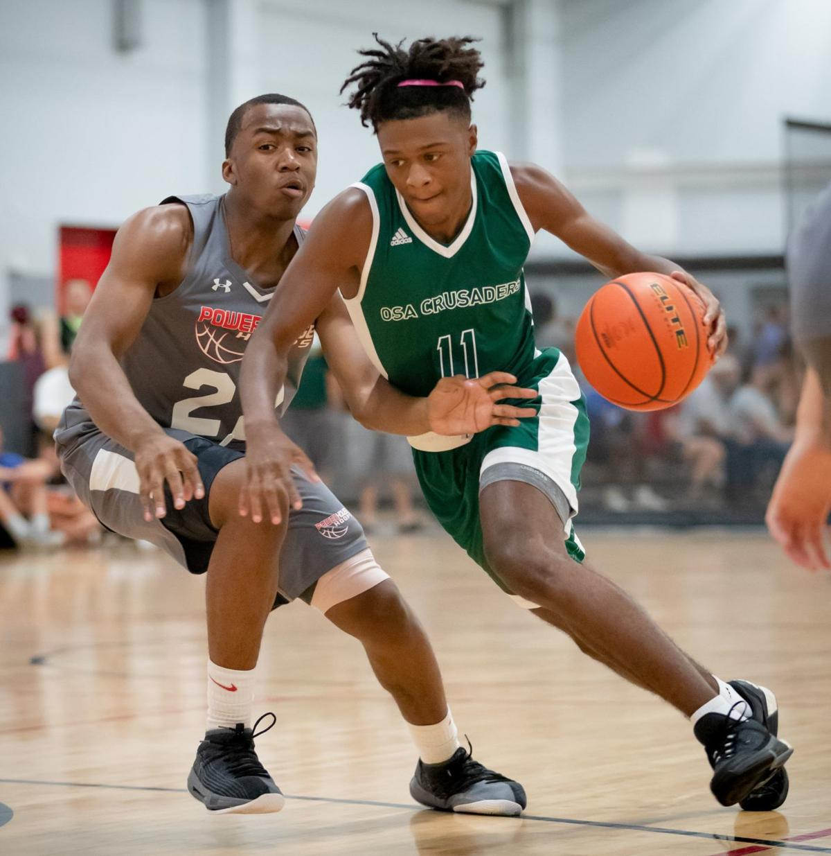 Sautter: Shiloh Robinson, Shereef Mitchell among 14 standouts at River Cities Summer Tip Off
