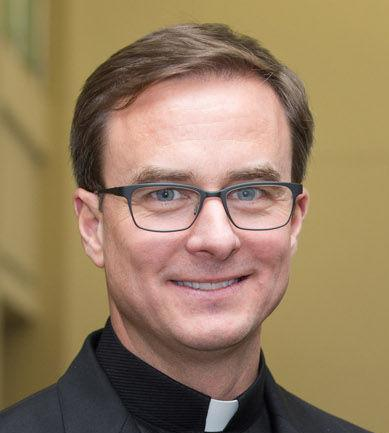 The Rev. Daniel S. Hendrickson