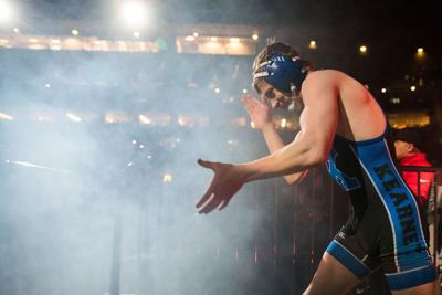 Recruiting: Kearney's two-time state champion wrestler Phillip Moomey commits to Cornell