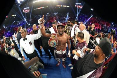 Boone: Better than 'Sugar' Ray? Outdrew Pete Rose? Make way for new hit king Terence 'Bud' Crawford