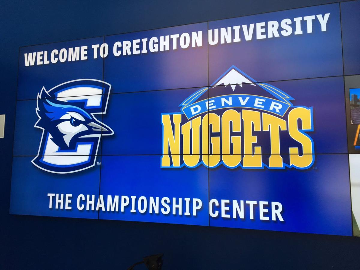 Nuggets players, coaches love Creighton practice facility; 'I wish we could take it back to Denver'