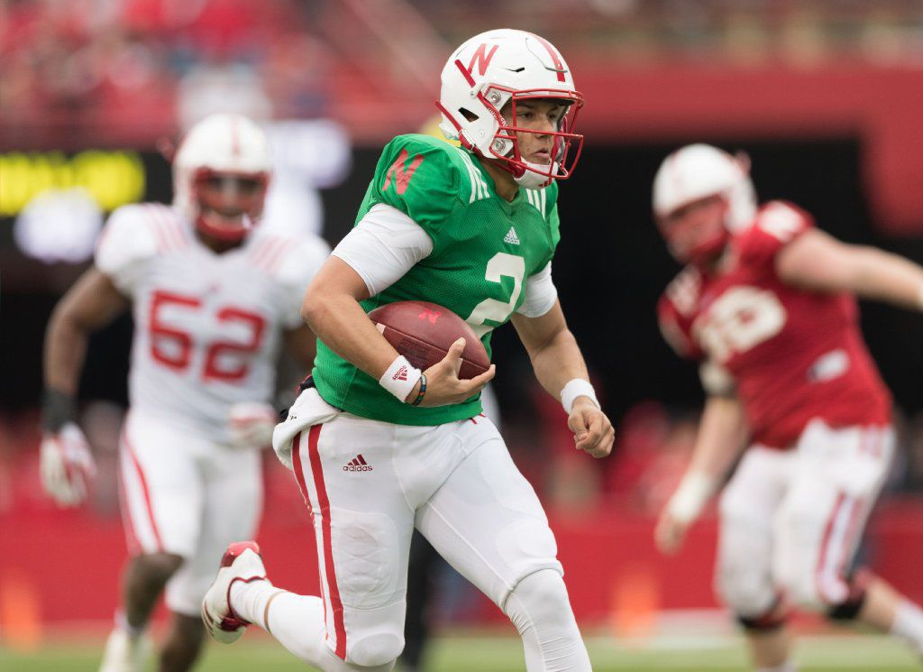 Quarterback Competition Gets The Attention But Huskers