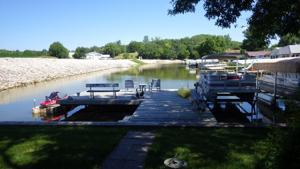 Sherwin Real Estate & Insurance | Private Dock