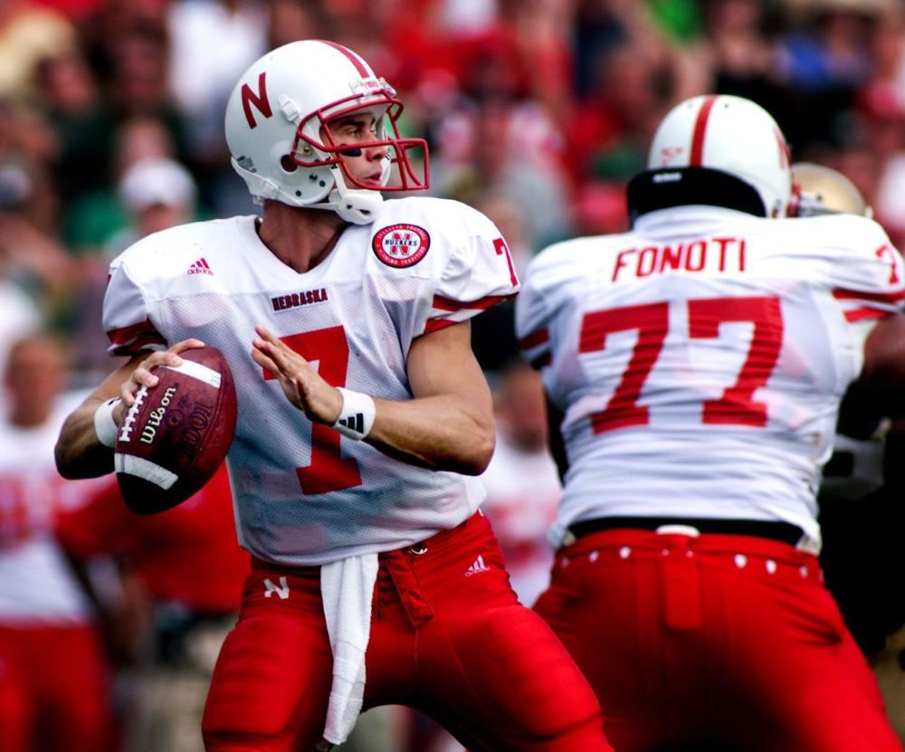 chatelain once the future of nebraska football ex qb harrison