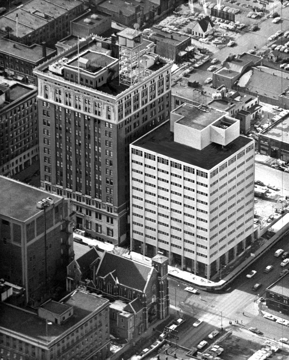 See over 200 historical photos from the Omaha World-Herald