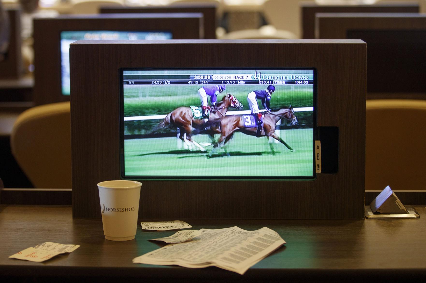 Betting casino horse racing new casino opening