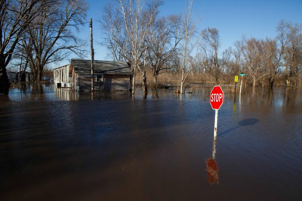 Levees have begun to breach, evacuations continue as
