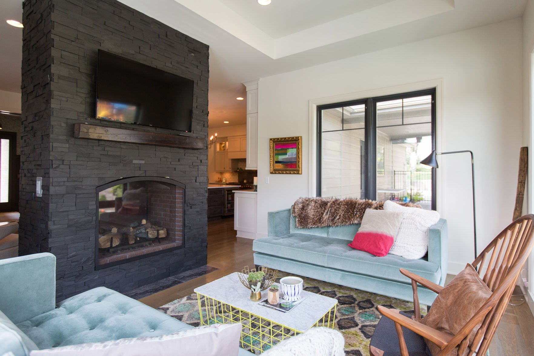 U0027I Was So Afraid,u0027 Gretna Woman Says Of Consulting Interior Designer, But  The Result U2014 A Mix Of Modern, Antique U2014 Is A Perfect Fit | Inspired Living  Omaha ...