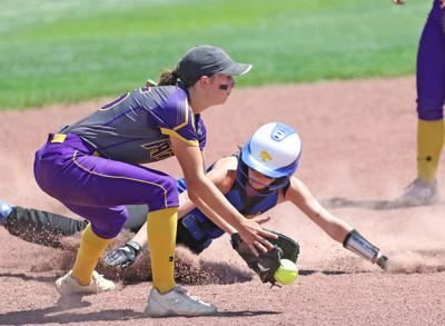 Iowa 2 A Logan Magnolia Falls In State Softball Opener For First