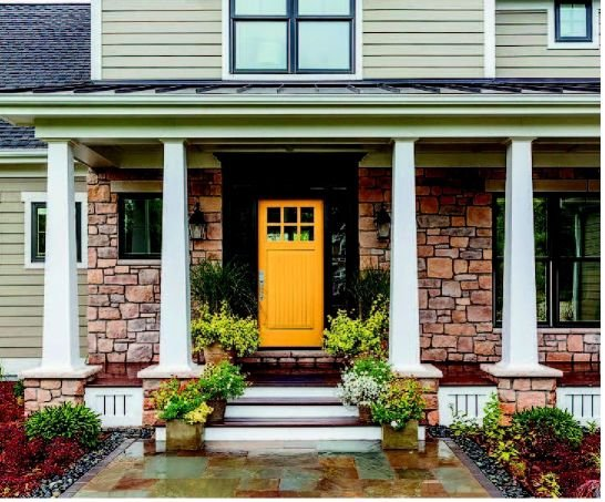Picking The Perfect Front Door Articles Omaha