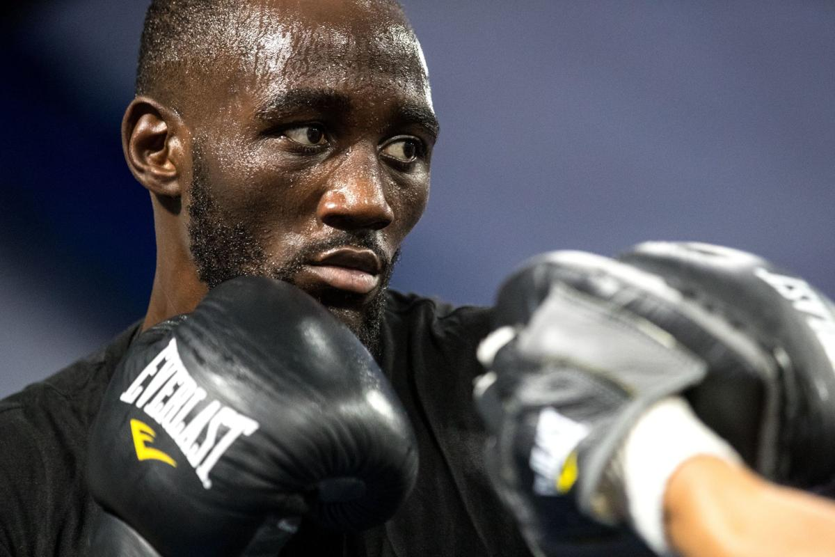 Mutual respect fueling Terence Crawford-Amir Khan, but Bob Arum's lofty words help, too