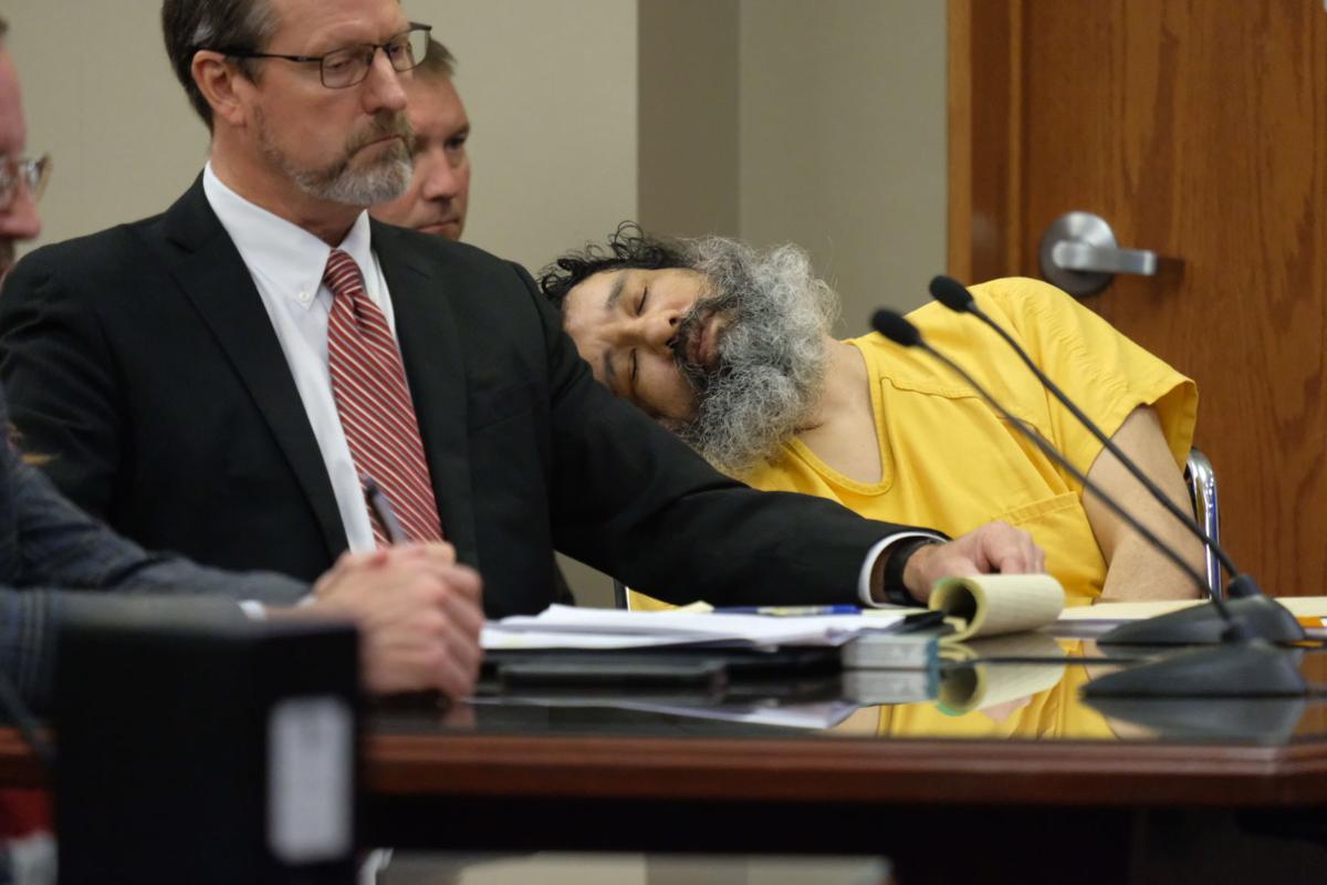 Anthony Garcia in court