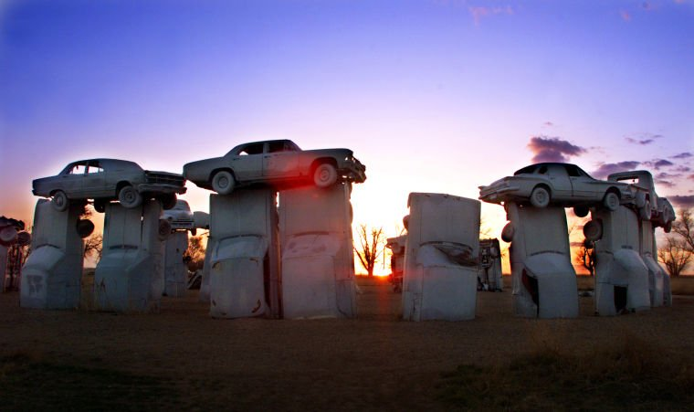 Carhenge, western Nebraska roadside attraction, to be owned by City of Alliance