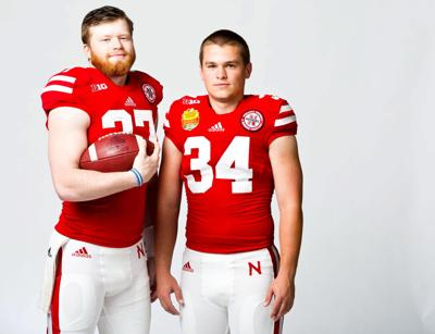 Sam Foltz and Drew Brown