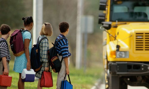 Don't pack those backpacks too heavy, experts say