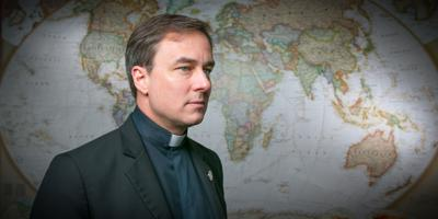 Father Daniel Hendrickson, SJ - sponsored content