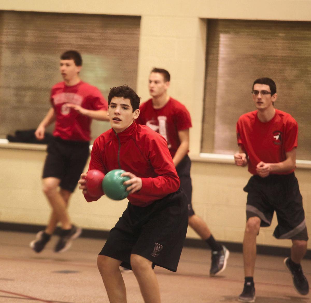 PT Dodgeball 2