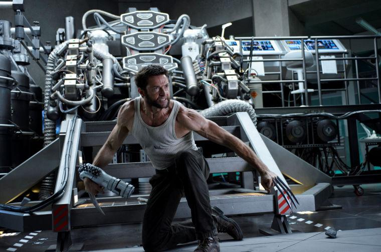 How movie stars get in superhero shape