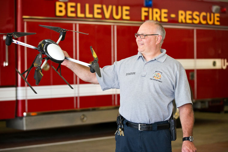 With drones, privacy questions up in the air